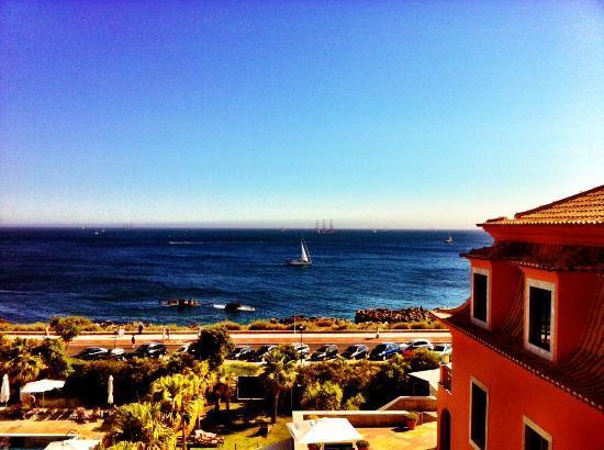 Grande Real Villa Italia Hotel & Spa: Vista da suite