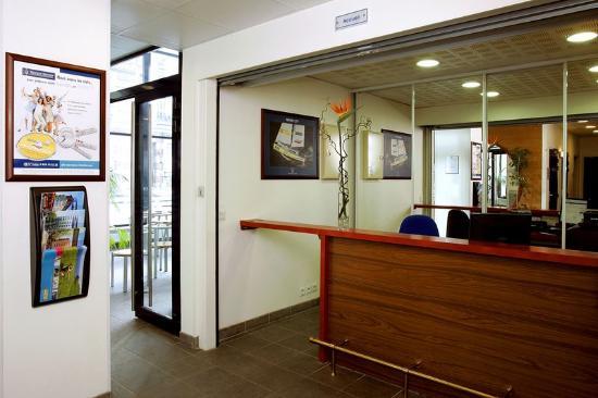Appart'City Le Havre : Interior Lobby