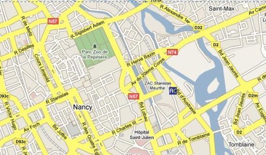 Appart City Nancy Frankrig Hotel Anmeldelser Sammenligning Af Priser Tripadvisor