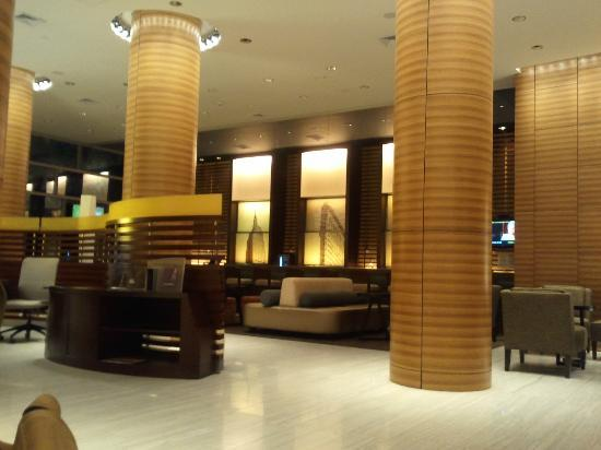 Sheraton Tribeca New York Hotel: Lobby of the Sheraton Tribeca