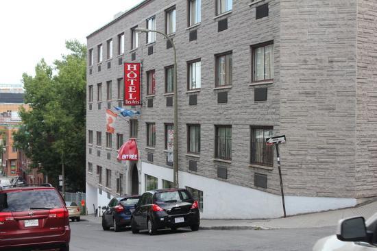 이코노 로지 다운타운 몬트리올 이미지