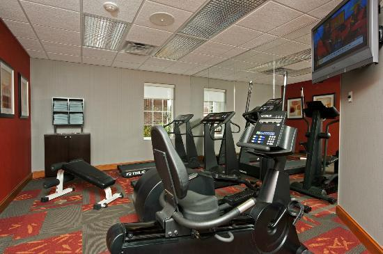 Residence Inn Indianapolis Northwest: Onsite Newly Renovated Fitness Center