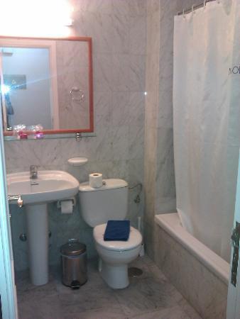 Marola Park: baño
