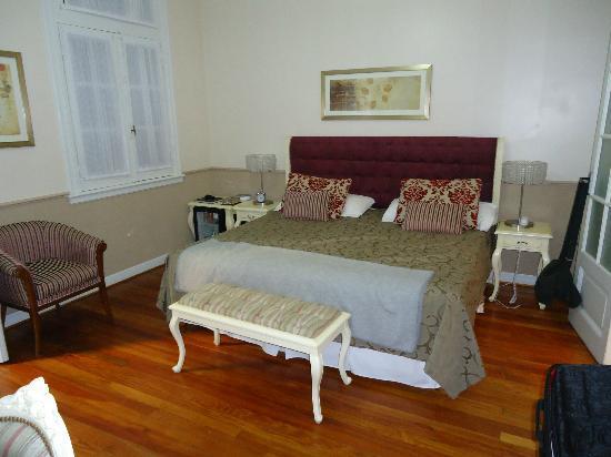 โรงแรมดูเกบูทีคแอนด์สปา: my room