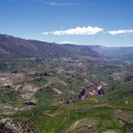Las Casitas del Colca: Exterior view