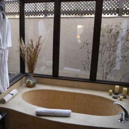 Las Casitas del Colca: Guest room - Bathroom