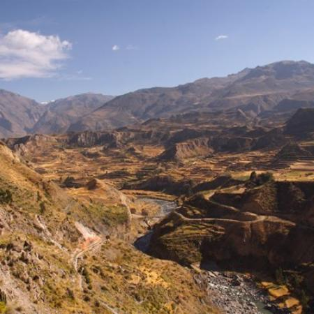 Belmond Las Casitas: The Colca Canyon