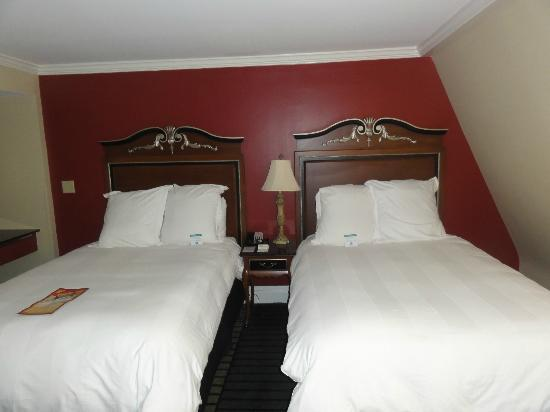 Bourbon Orleans Hotel: Room