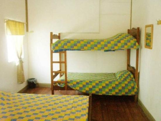 Pension de la Cuesta B&B: Bunk
