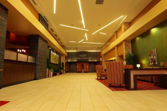 Shoshone Bannock Hotel & Event Center : Exterior