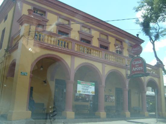 Foto De Casa Dos Arcos Curitiba Fachada Tripadvisor