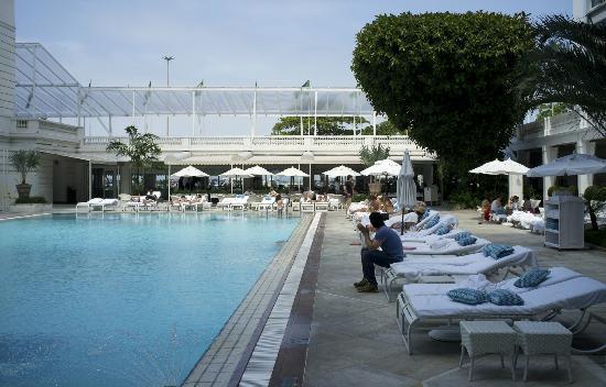 Belmond Copacabana Palace: Pool