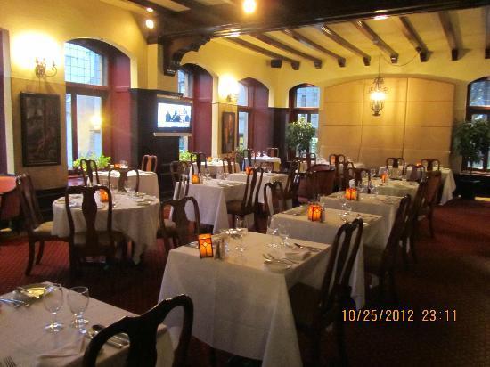 Hotel Clarendon: restaurant