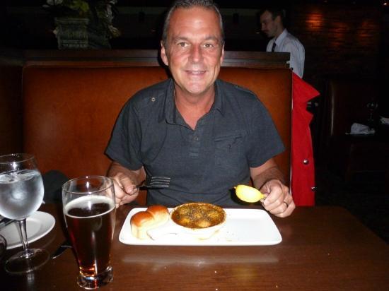 Keg Steakhouse and Bar: Escargot