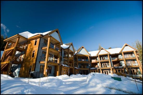 Red Mountain Resort Lodging: Silvertip RED