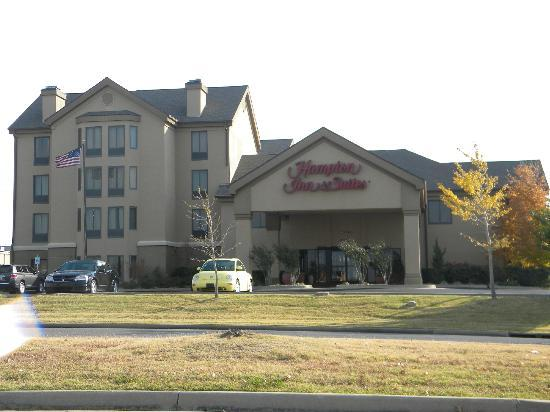 Hampton Inn & Suites Tulsa-Woodland Hills 71st-Memorial: Hampton Inn and Suites Woodland