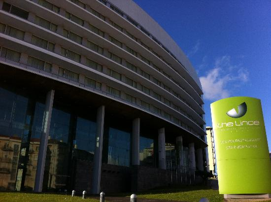 Lince Azores Great Hotel: Exterior Hotel