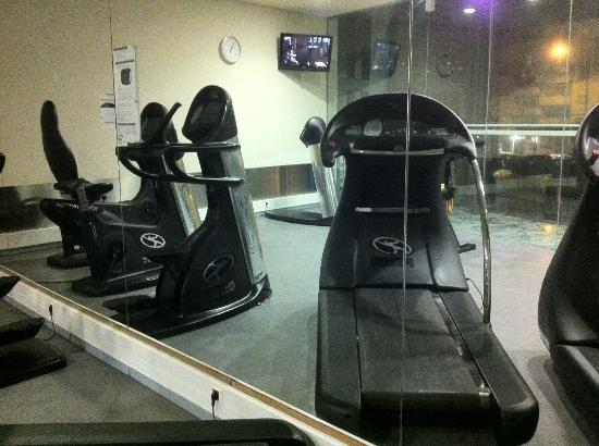 Lince Azores Great Hotel: Gimnasio