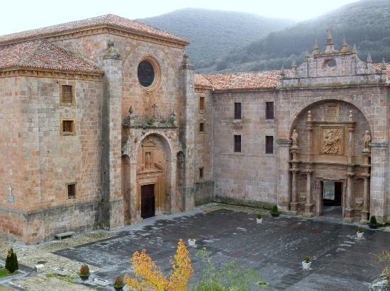 Hostería del Monasterio de San Millán: albergo