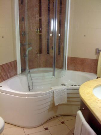 Four Seasons Hotel: Bathroom