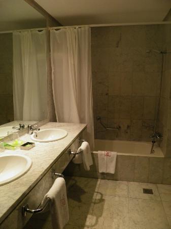 Hostería del Monasterio de San Millán: bagno