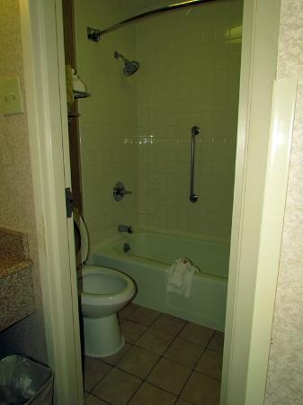 Quality Inn Exit 4: Bathroom