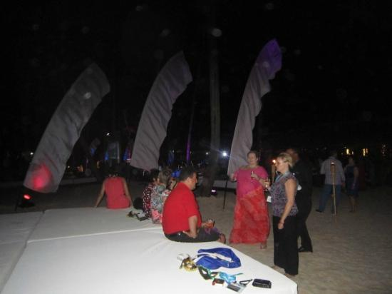 Paradisus Punta Cana: beach party