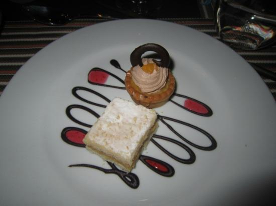 Paradisus Punta Cana Resort: dessert at Gabi's