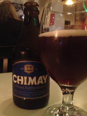 Cafe Phonix: Chimay øl