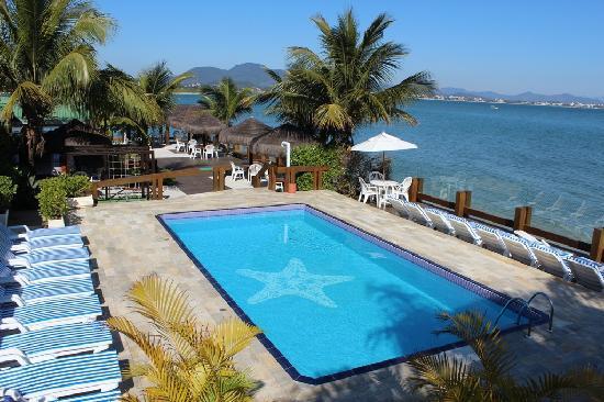 Hotel Costa Norte Ponta das Canas: Piscina externa