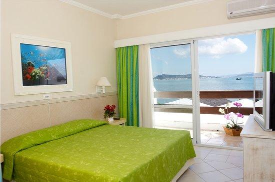 Costa Norte Ponta Das Canas Hotel Florianopolis: Suite vista mar