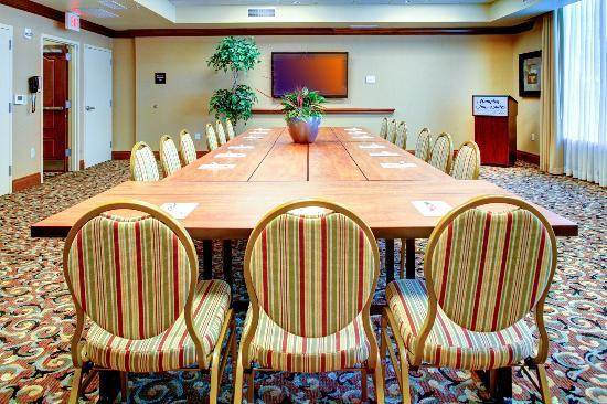 Hampton Inn & Suites Greenville - Downtown - Riverplace: Conference Room