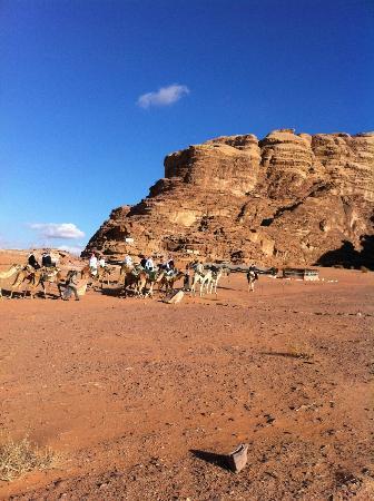 Obeid's Bedouin Life Camp
