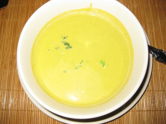 Laguna Lodge Eco-Resort & Nature Reserve: Broccoli Soup