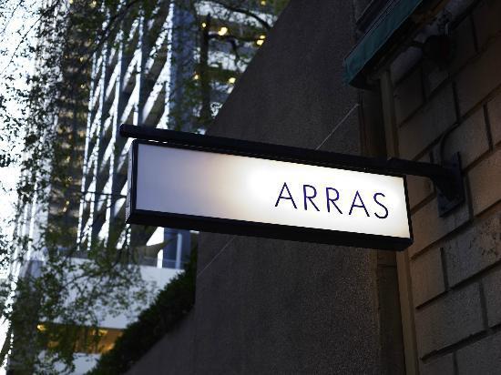 Arras : Front