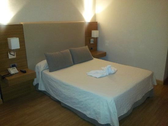 Be Live Adults Only Tenerife: la cama