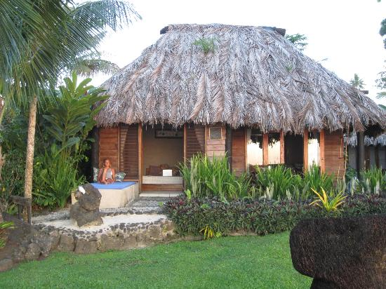Paradise Taveuni: Honeymoon suite!
