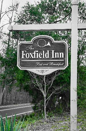 Welcome to the Foxfield Inn
