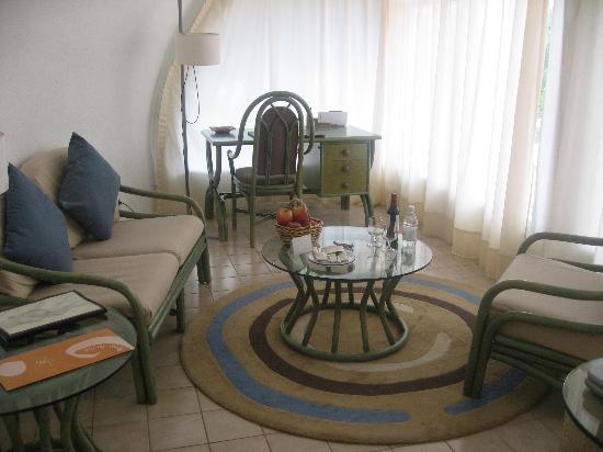 VIK Suite Hotel Risco del Gato: lounge area