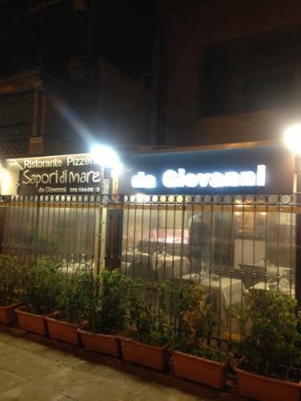Ristorante Pizzeria Sapori di Mare da Giovanni