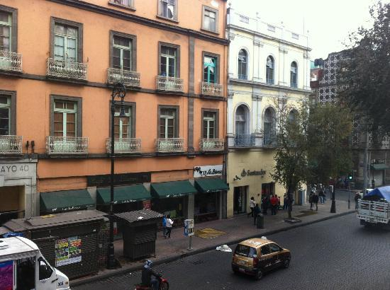 Hotel Gillow : desde la suite la vista es normal