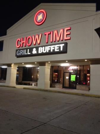 Chow Time Grill and Buffet