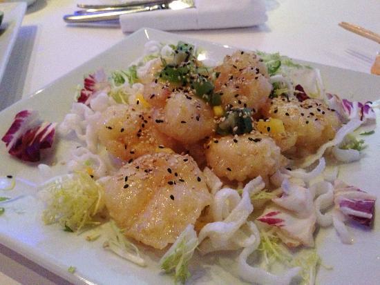 Sushi House - North Miami Beach: Crispy Honey Shrimp