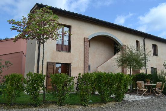 Borgo la Fornace: Accomodation