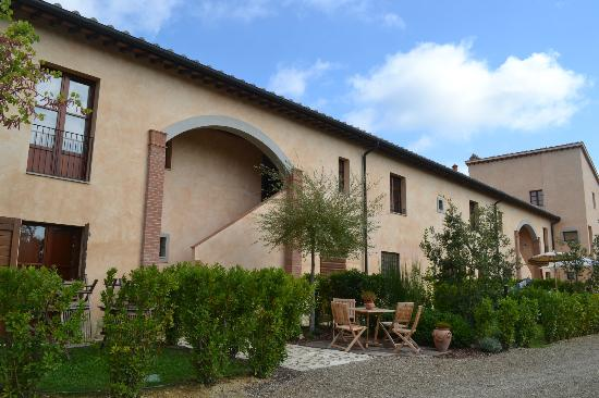 Borgo la Fornace: Accomodation