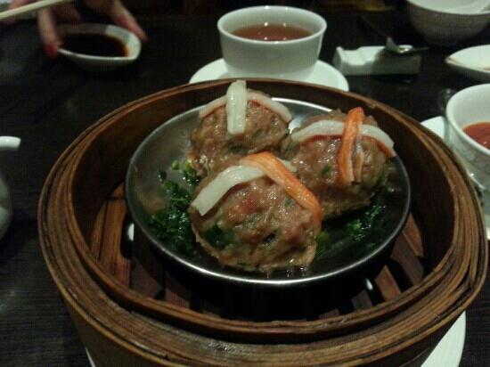 Shang Palace: Beef balls