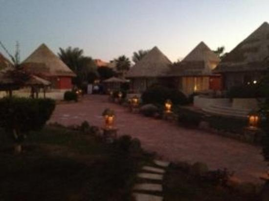 Laguna Vista Beach Resort: i giardini