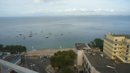 Hotel Sol Barra: Vista do terraço