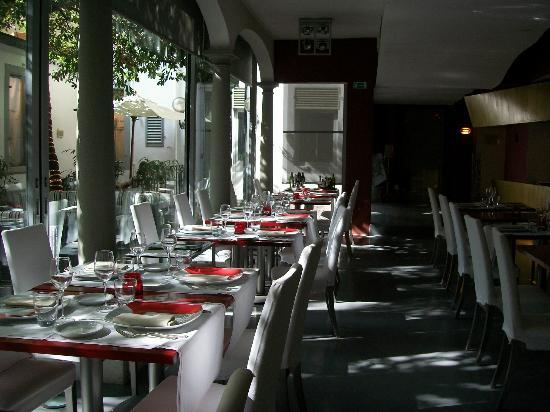 Hotel Londra: Hermoso comedor