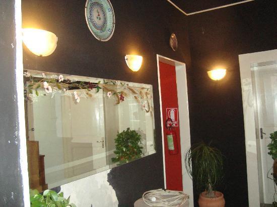 Villa Antica Dimora da Franco Smile: ingresso ristorante